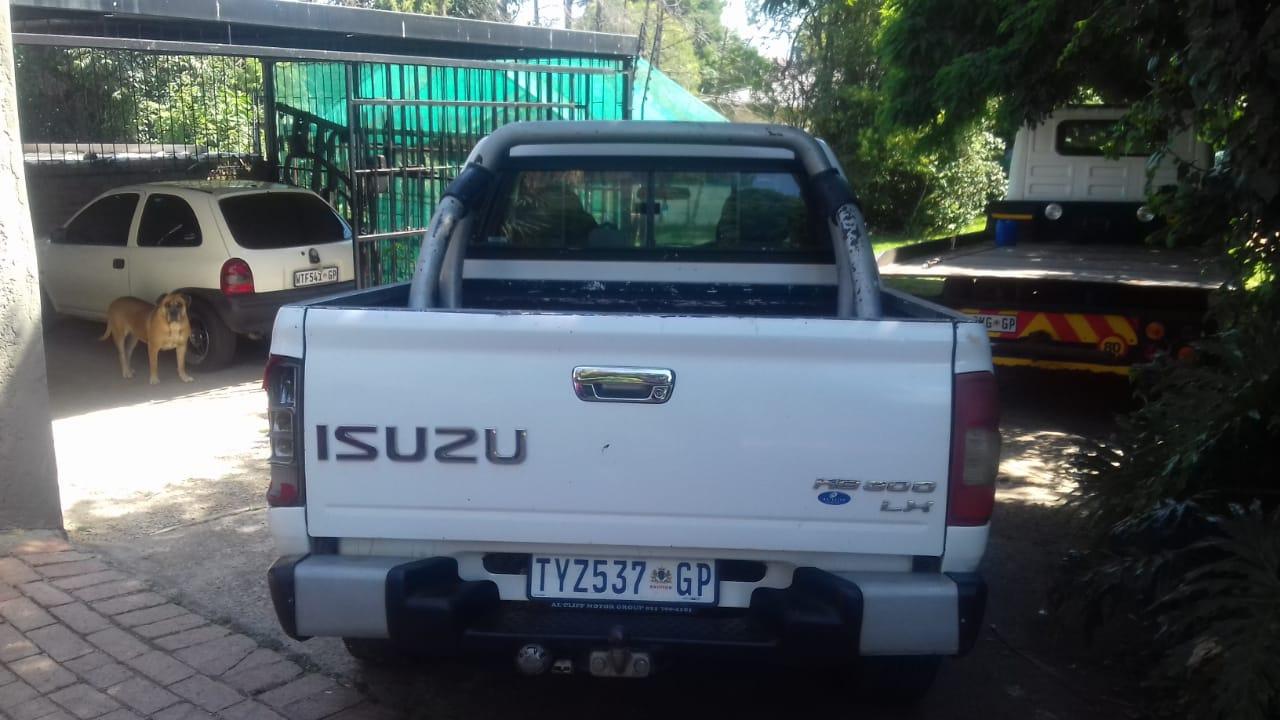 Isuzu KB Extended cab