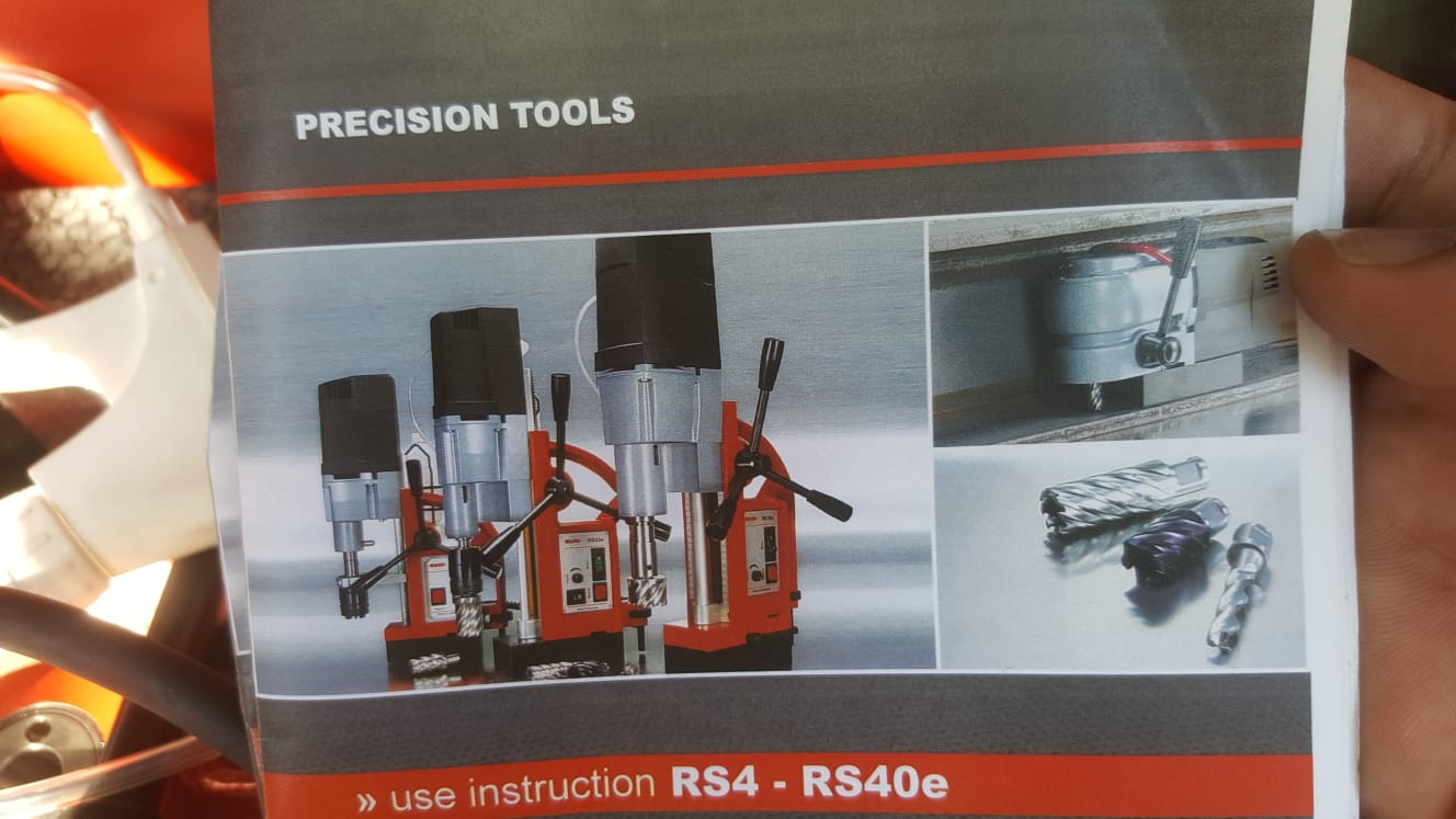 MagBase Magnetic Drilling machine