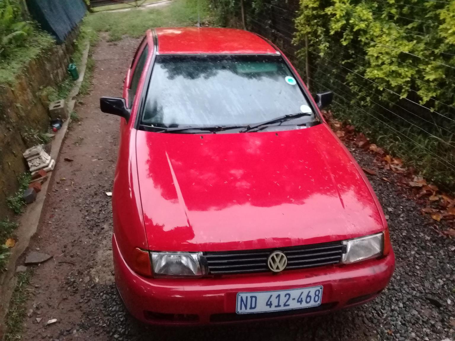 1999 VW Polo hatch POLO 1.6 CONCEPTLINE 5DR