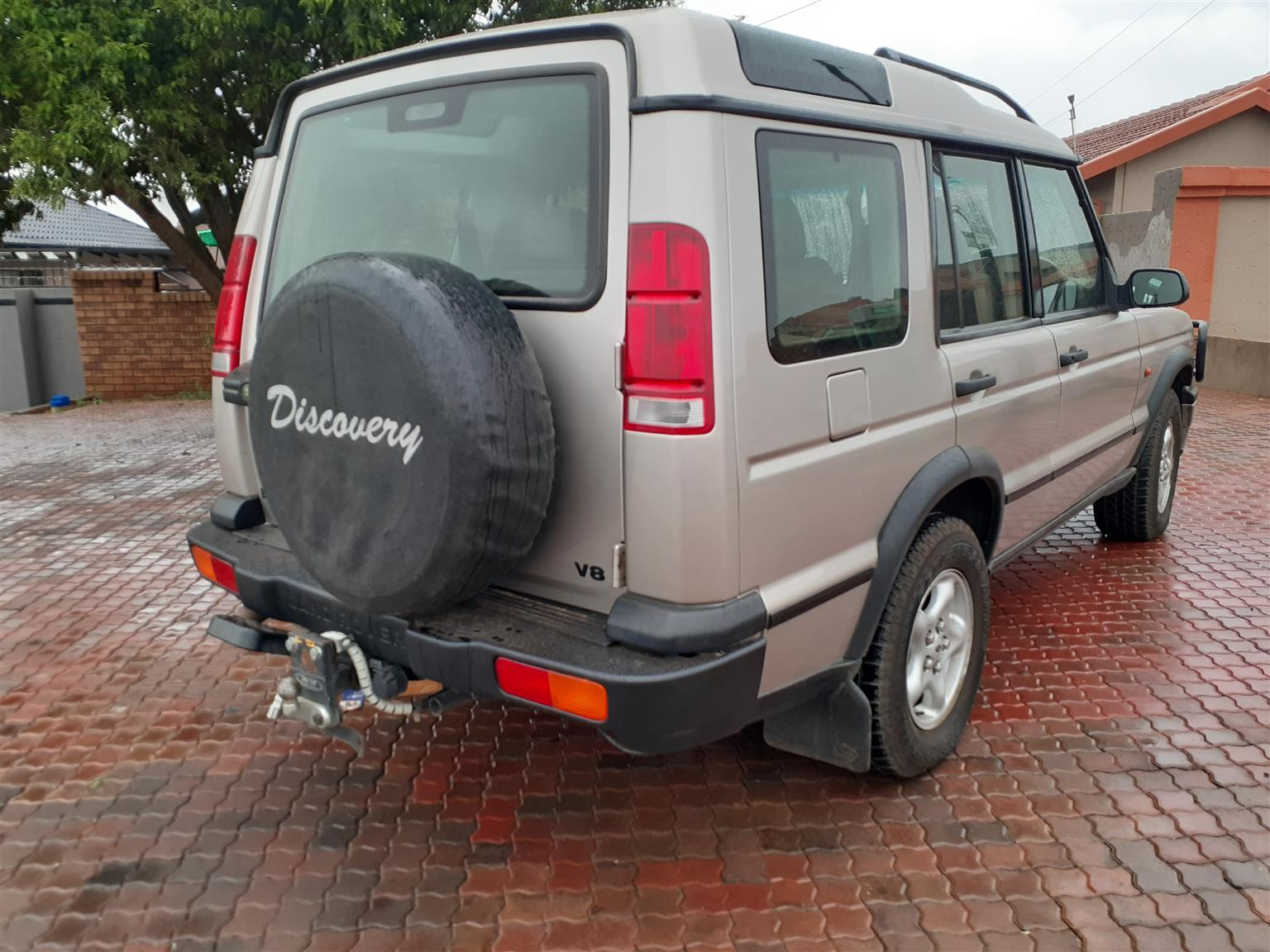 2002 Land Rover Discovery DISCOVERY 3.0 Si6 HSE LUXURY