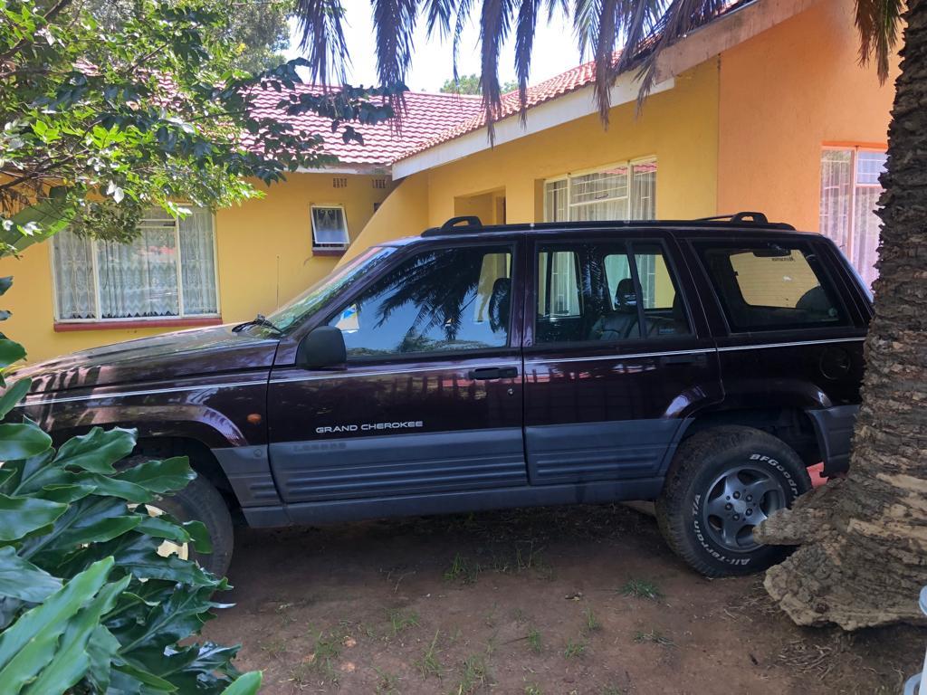 2002 Jeep Grand Cherokee 3.0L CRD Laredo