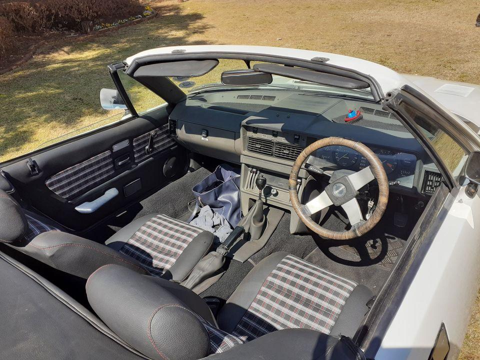 1981 Truimph TR7, restoration project +- 95% complete.