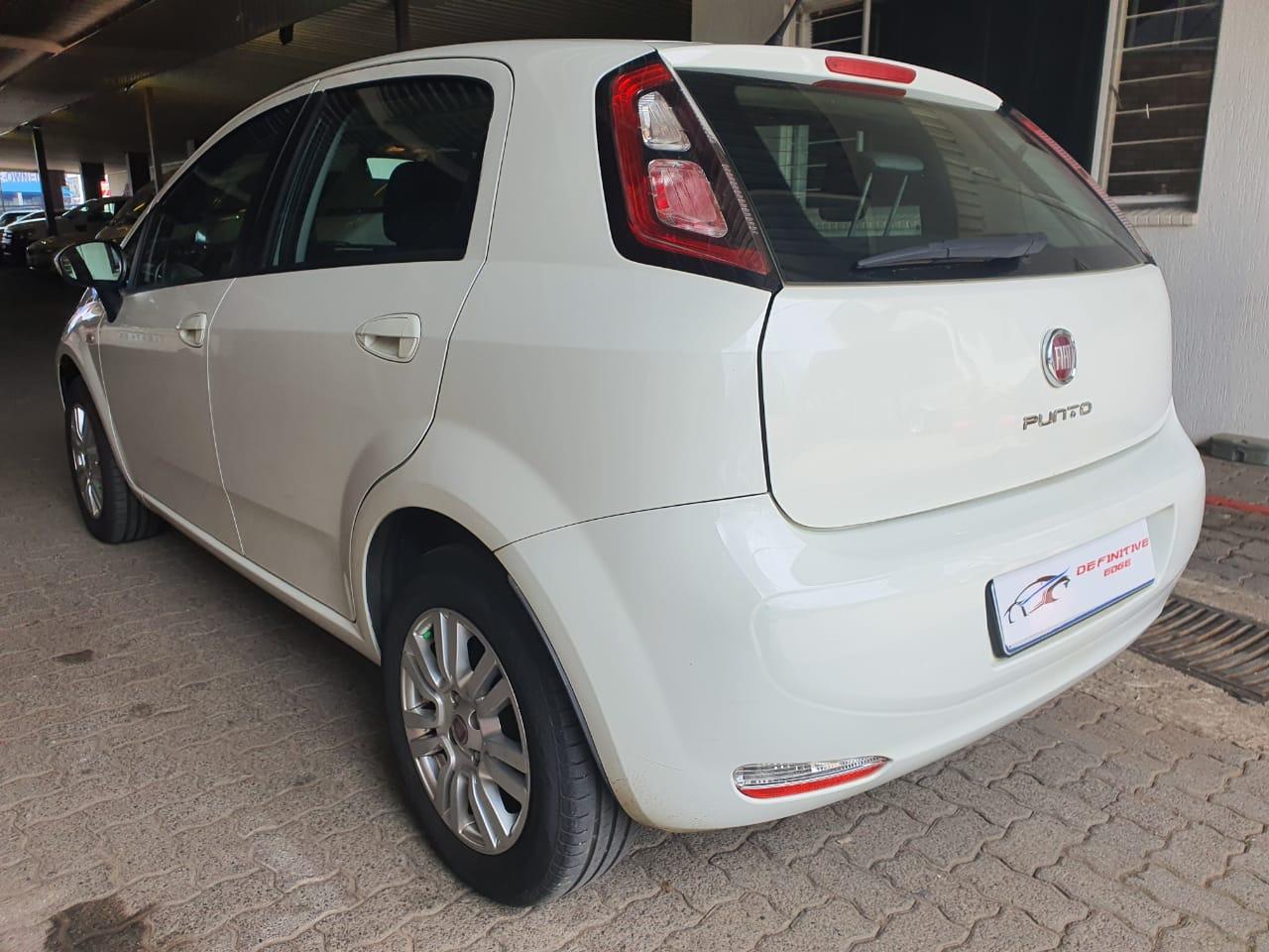 2010 Fiat Punto 1.4 Easy
