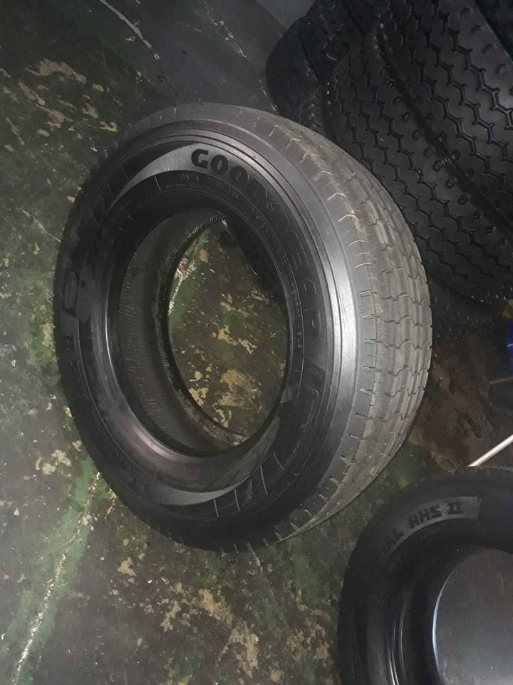 265/70/19.5 Second Hand Tyres For Sale
