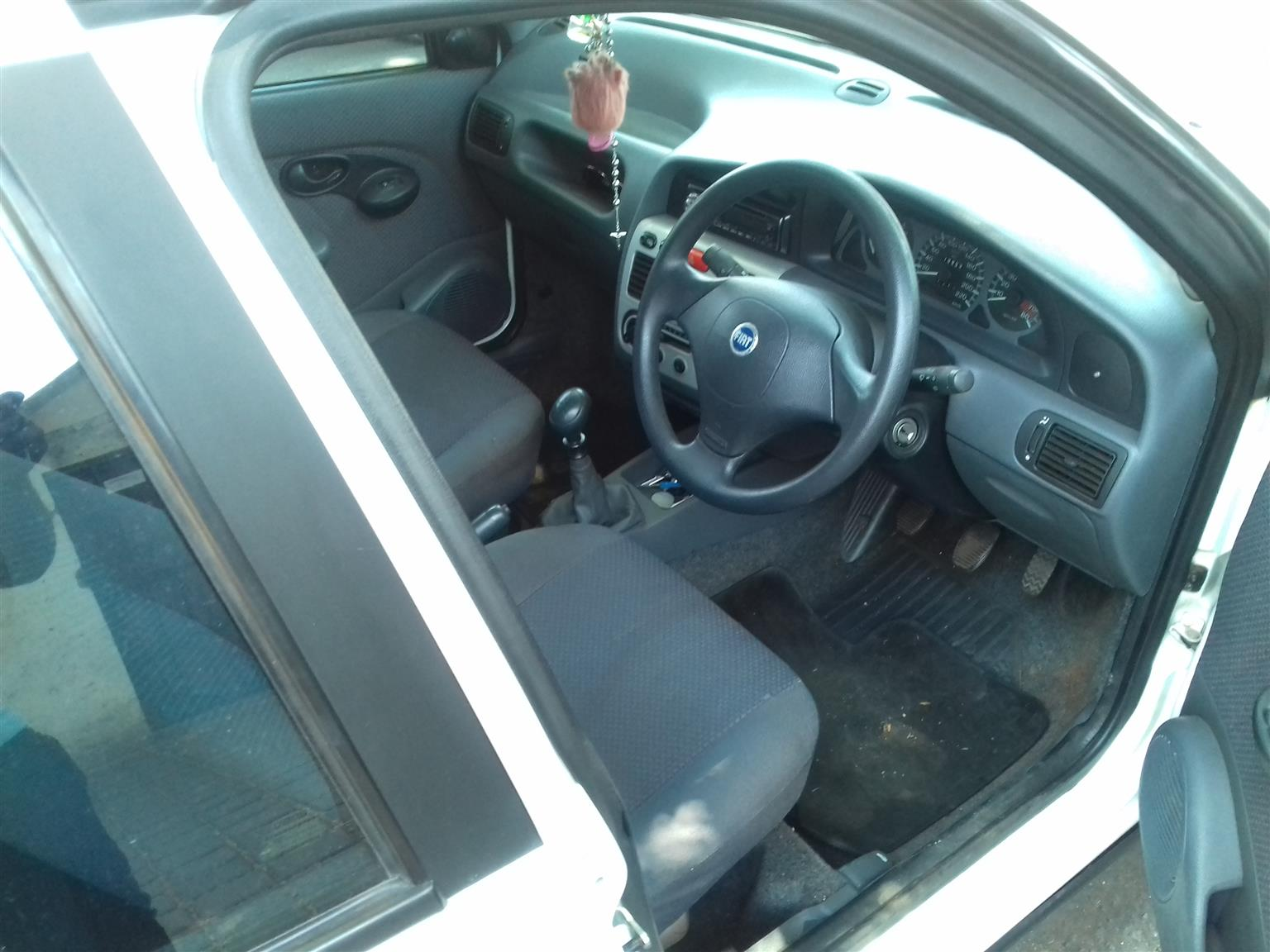 2007 Fiat Palio 1.2 EL 5 door