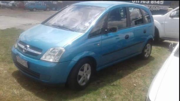 2009 Opel Meriva 1.6 Comfort