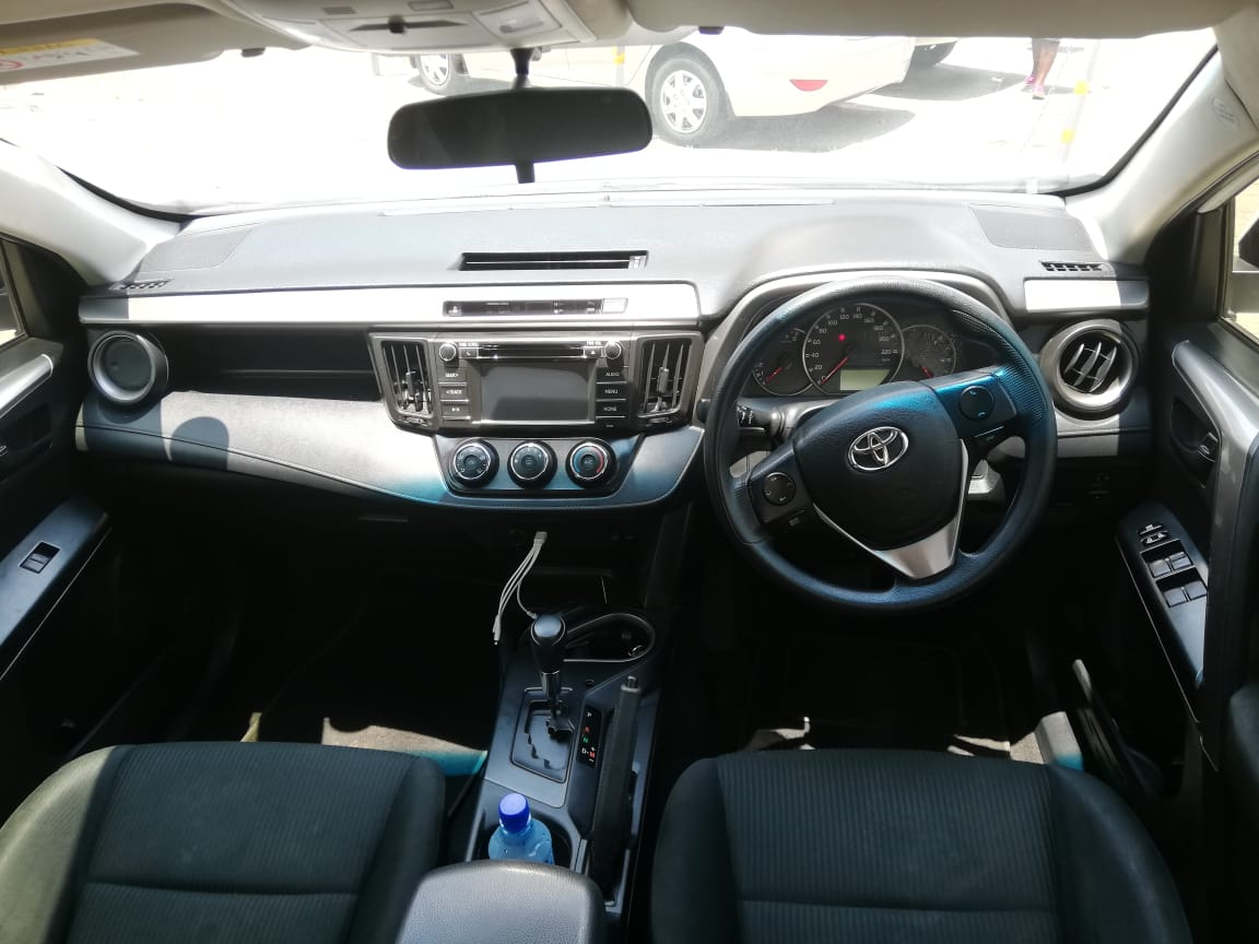 2016 Toyota Rav4 RAV4 2.0 Fierce