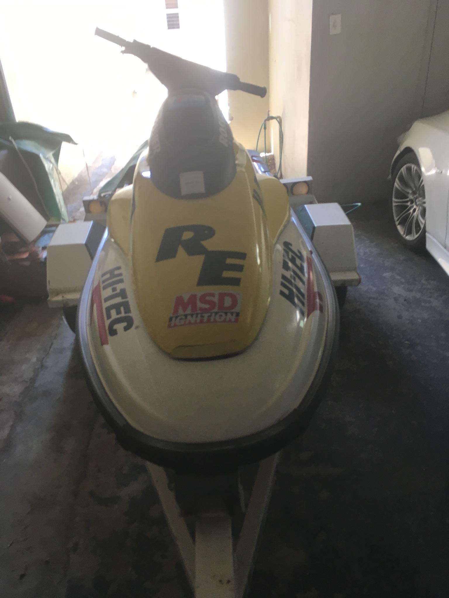 Wave Runner Rossier Hydro