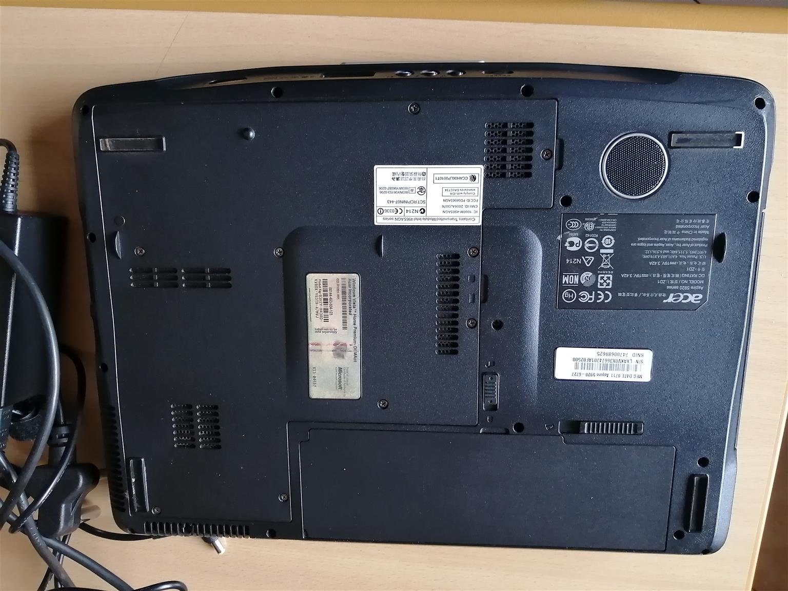 Acer Aspire 5920 Laptop for Sale