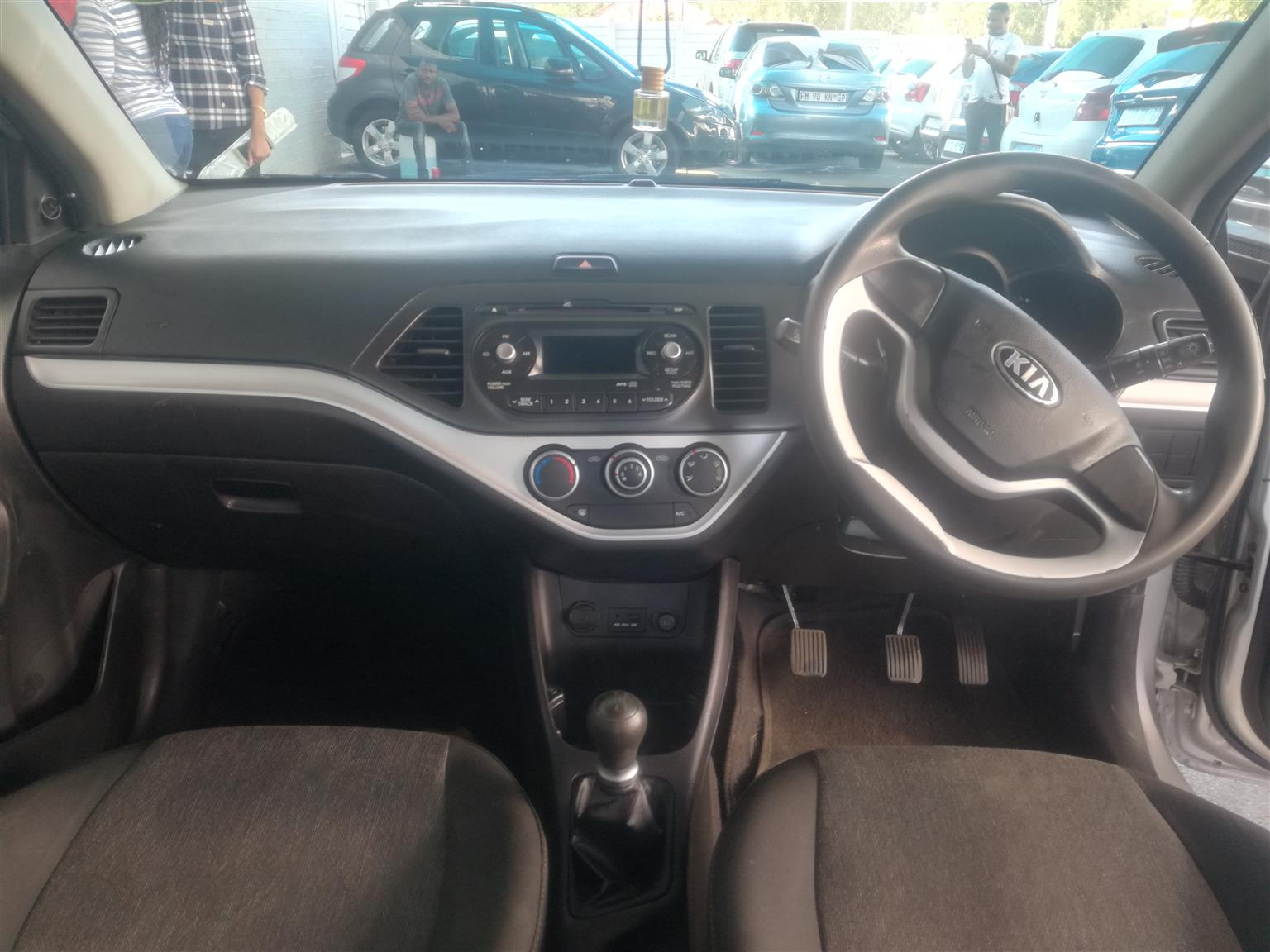 2015 Kia Picanto 1.2 Smart