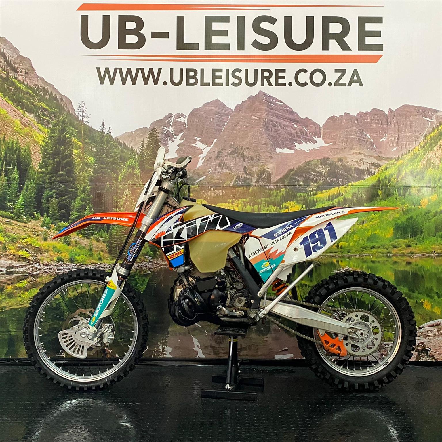 2014 KTM 200 | UB LEISURE