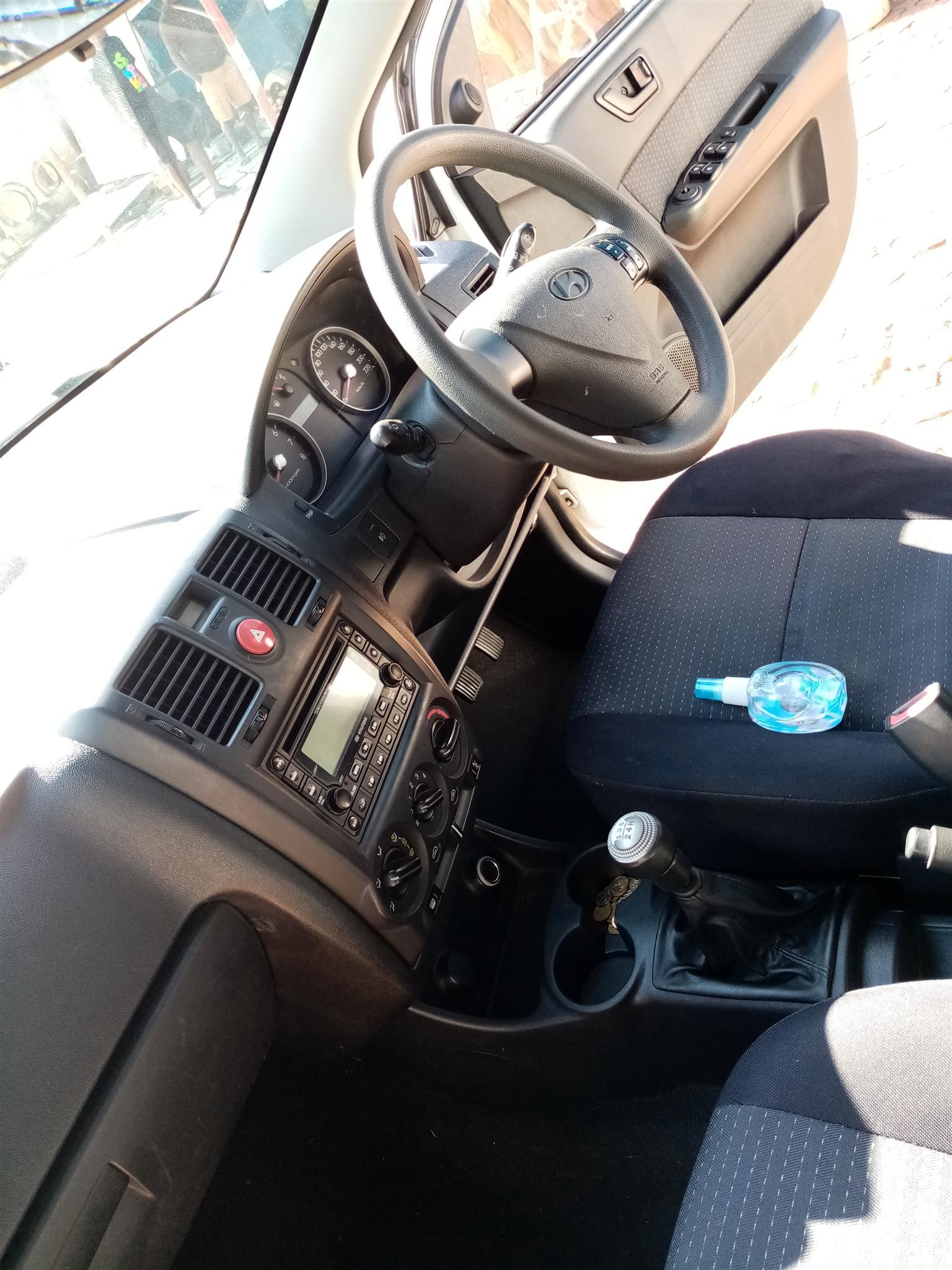2011 Hyundai Getz 1.6 high spec