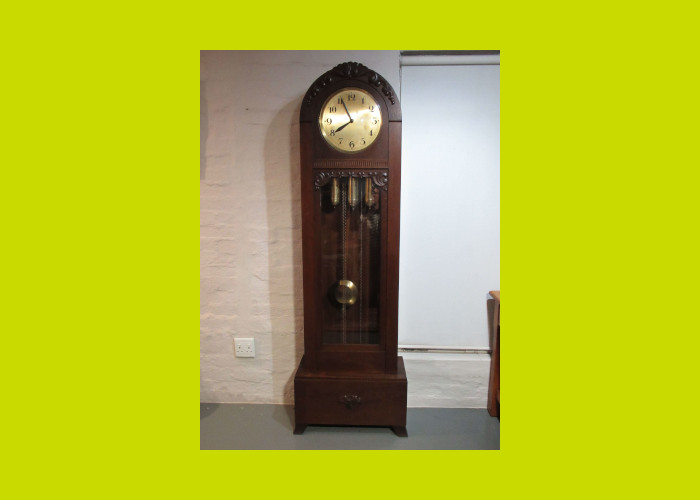 Vintage Friedrich Mauthe Long Case Clock - SKU 1022