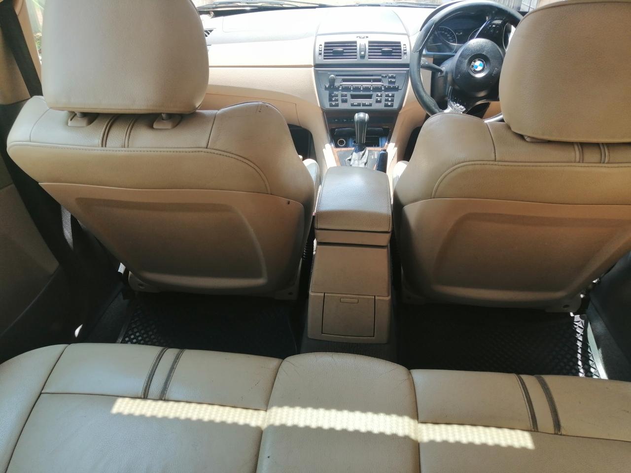 2004 BMW X3 xDRIVE 20i LUXURY LINE (G01)