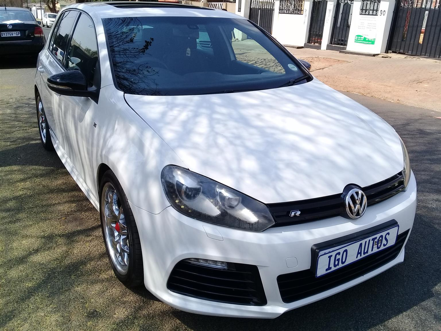 2012 VW Golf GTI Edition 35 auto