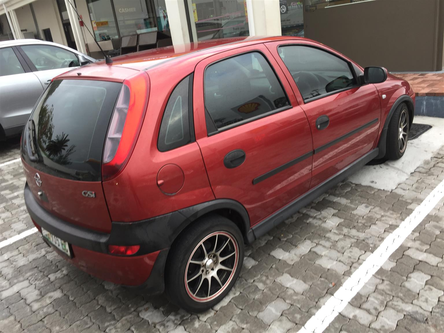 2004 Opel Corsa 1.8 GSi