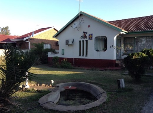 Ladysmith house in Van Riebeck Park for sale