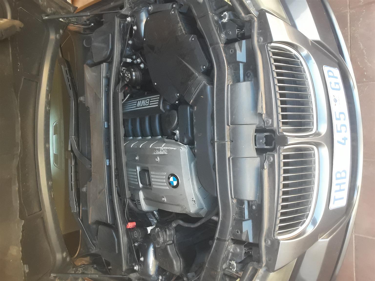 2007 BMW 3 Series sedan 320i M SPORT A/T (G20)