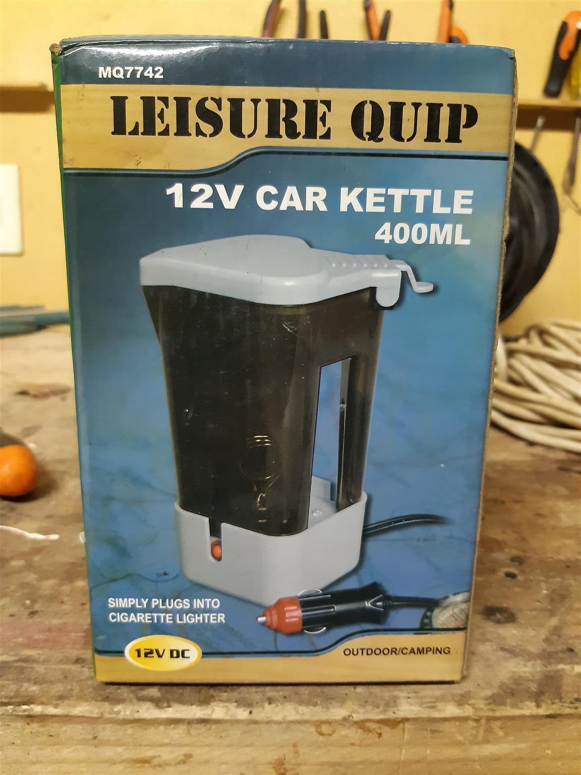 Leisure Quip 12v kettle.