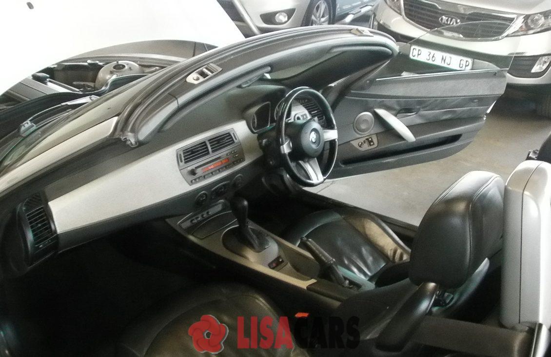 2003 BMW Z4 2.5si roadster steptronic