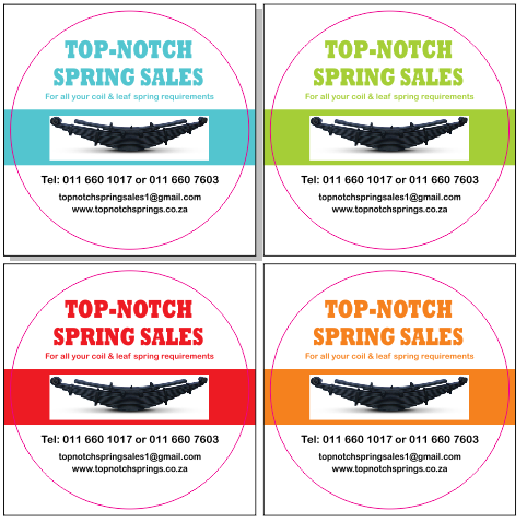 Krugersdorp Springs T/A Top Notch Spring Sales