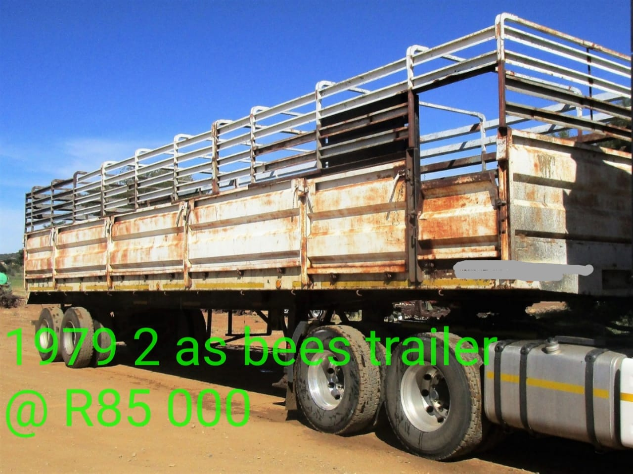 Car Carrier Trailer For Sale In South Africa Junkmail