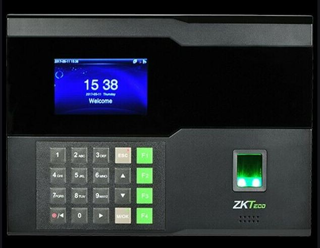BIOMETRIC TIME & ATTENDANCE SOLUTIONS BBS520