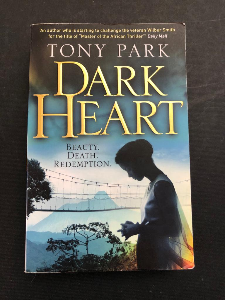 Book: Dark Heart in Paperback – by Tony Park