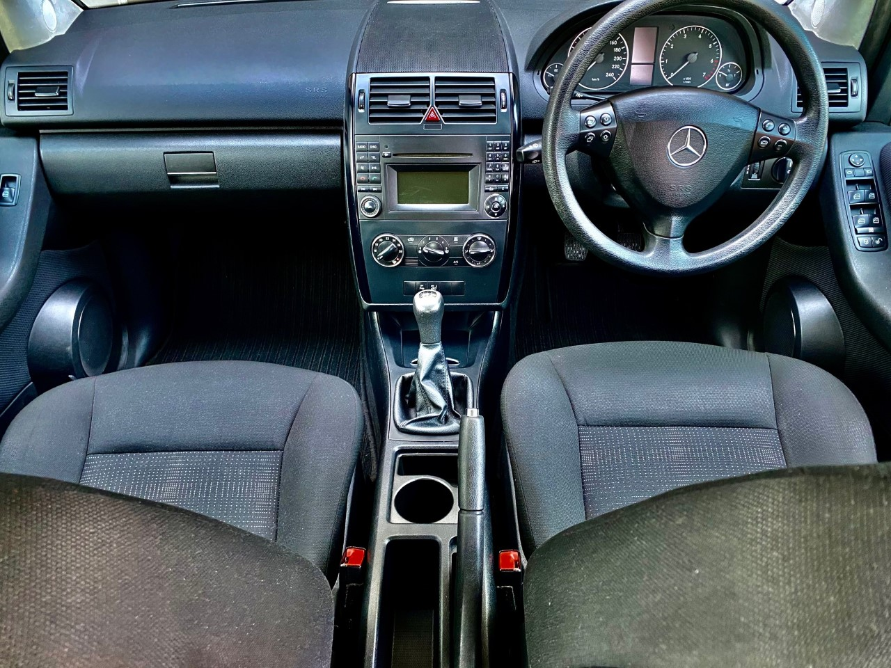 2011 Mercedes-Benz A180