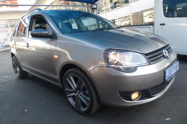 2015 VW Polo Vivo 5 door 1.6 Maxx