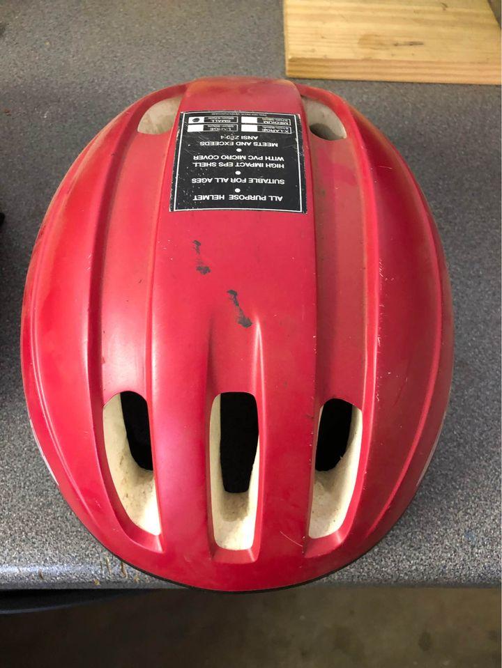 Kids bicycle helmets