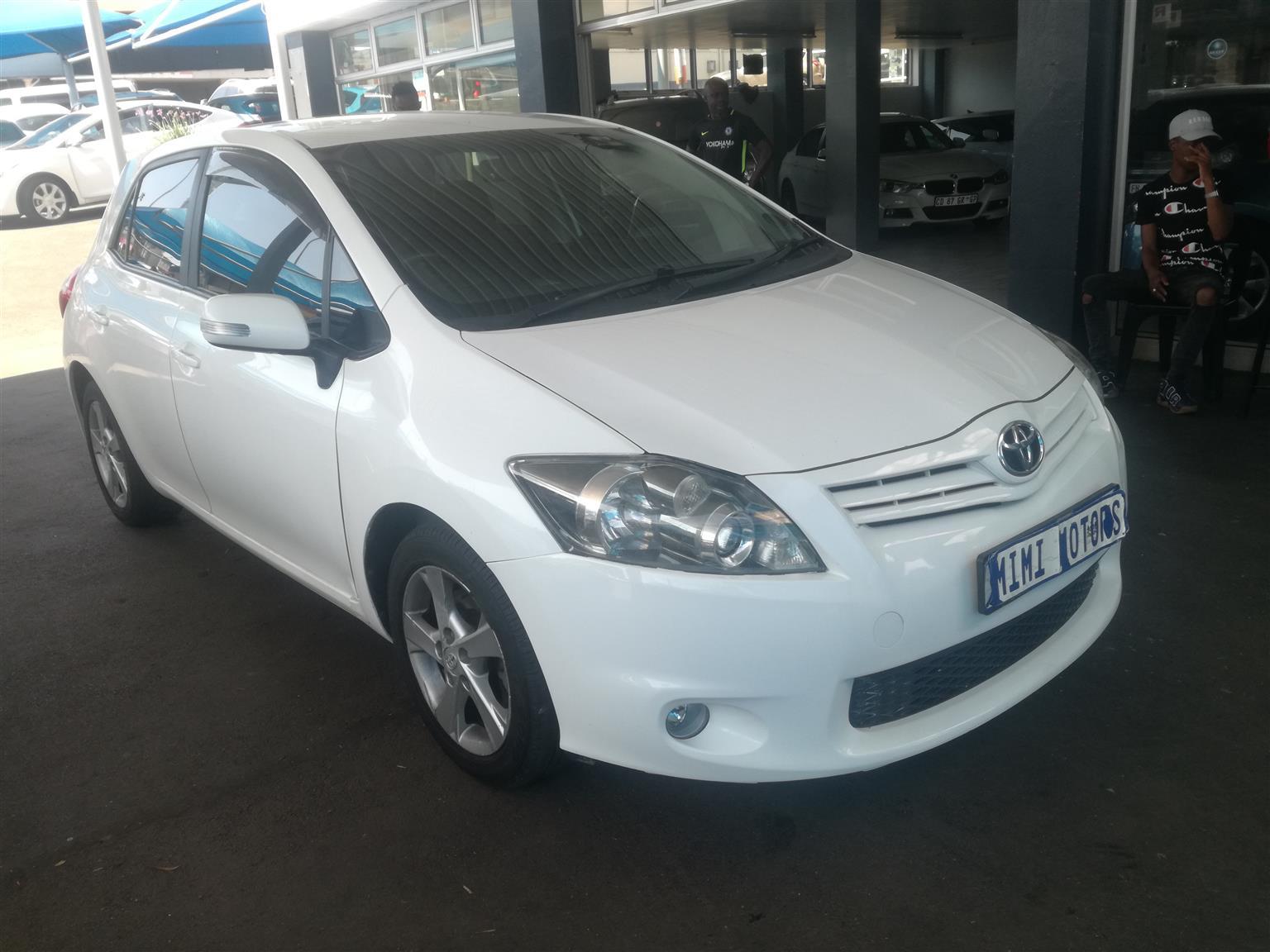 2011 Toyota Auris 2.0D 4D XD