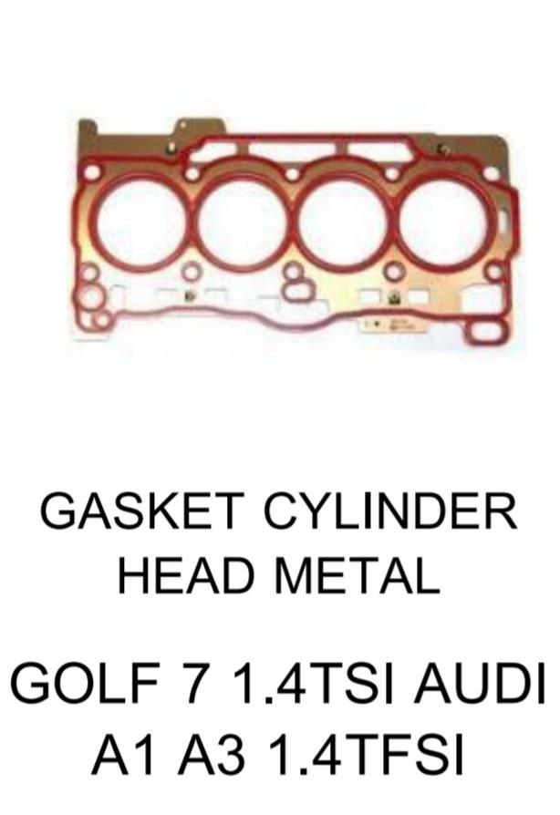 HEAD GASKET FOR VW GOLF 7 1.4TSI AND AUDI A1/A3 1.4TFSI