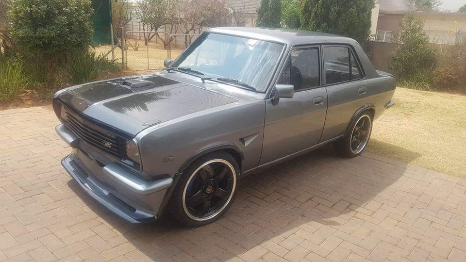 1985 Datsun 280 Z