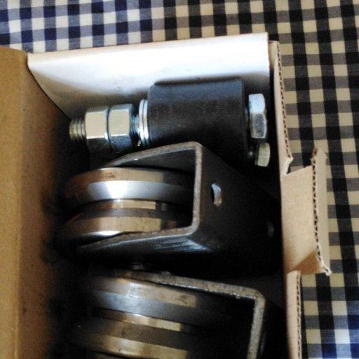 bargain 80mm wheel roller kits brand new