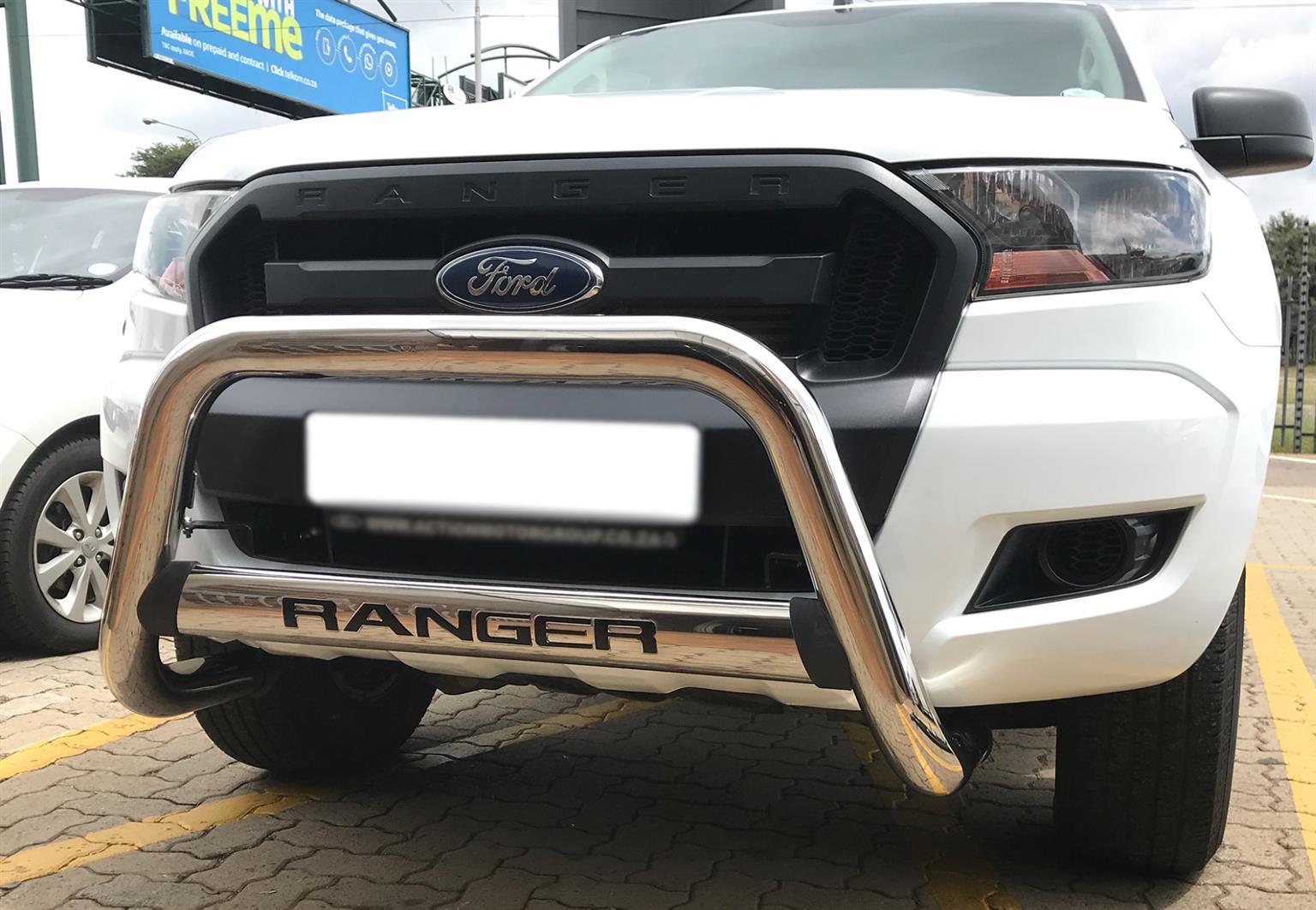Ford Ranger Nudgebar