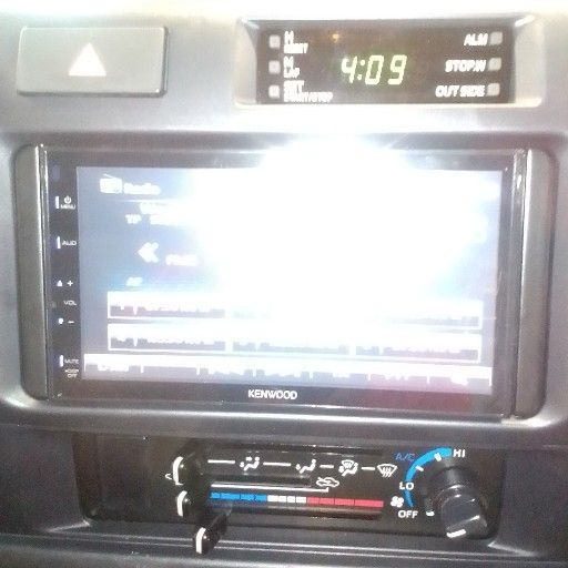 sell and install radios