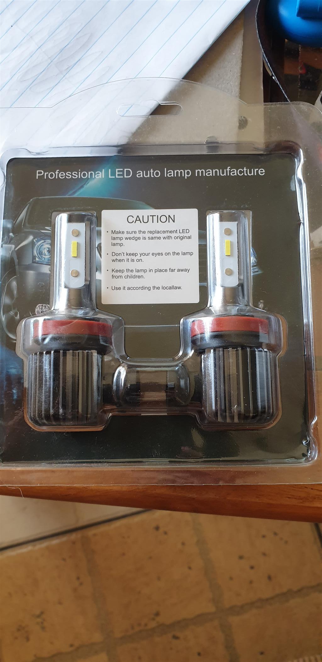 Led low beam light