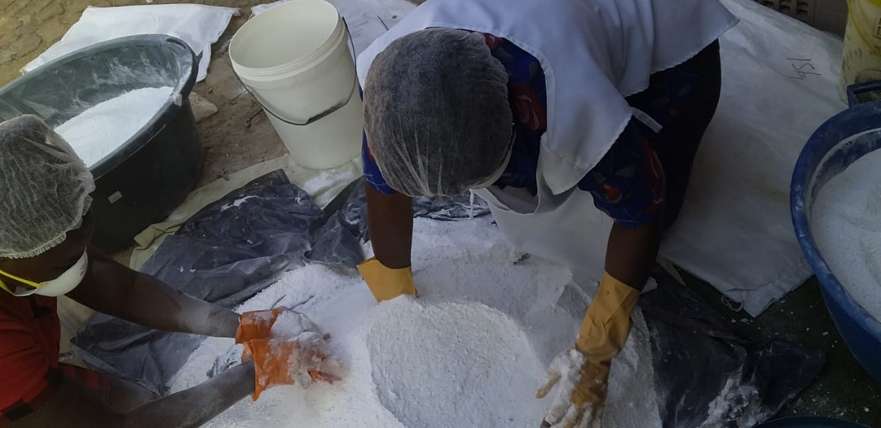 Easy to follow formulas and training for cleaning detergents