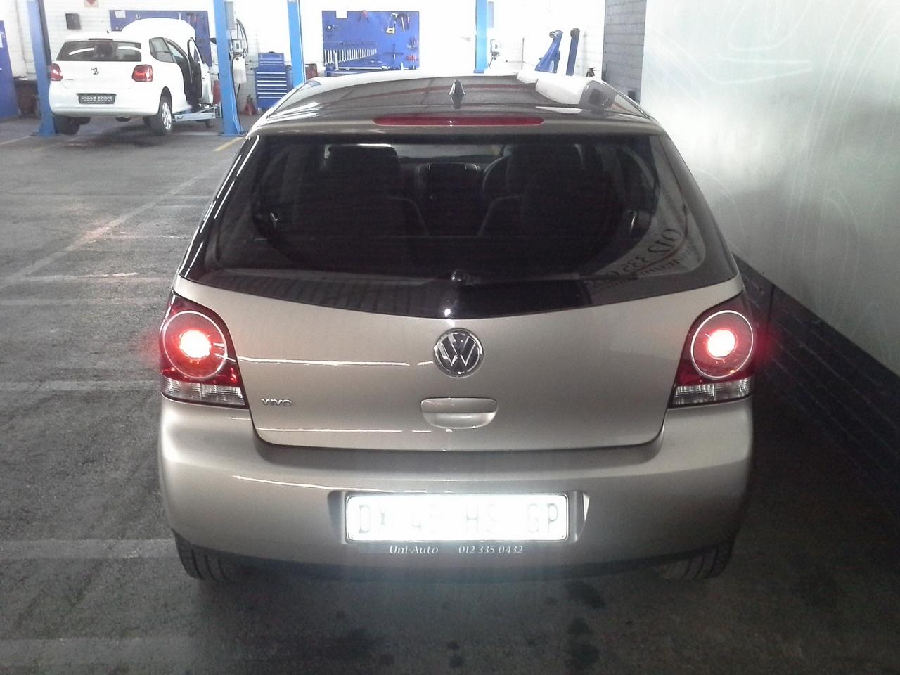 2015 VW Polo Vivo hatch 5-door POLO VIVO 1.4 COMFORTLINE (5DR)