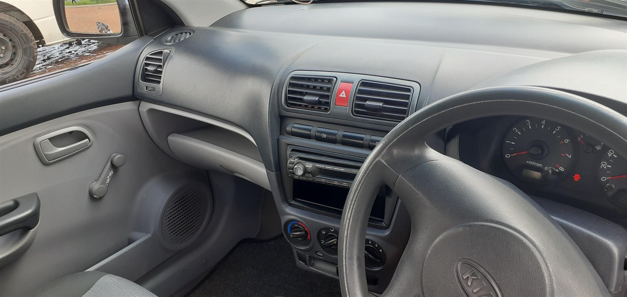 2008 Kia Picanto 1.1