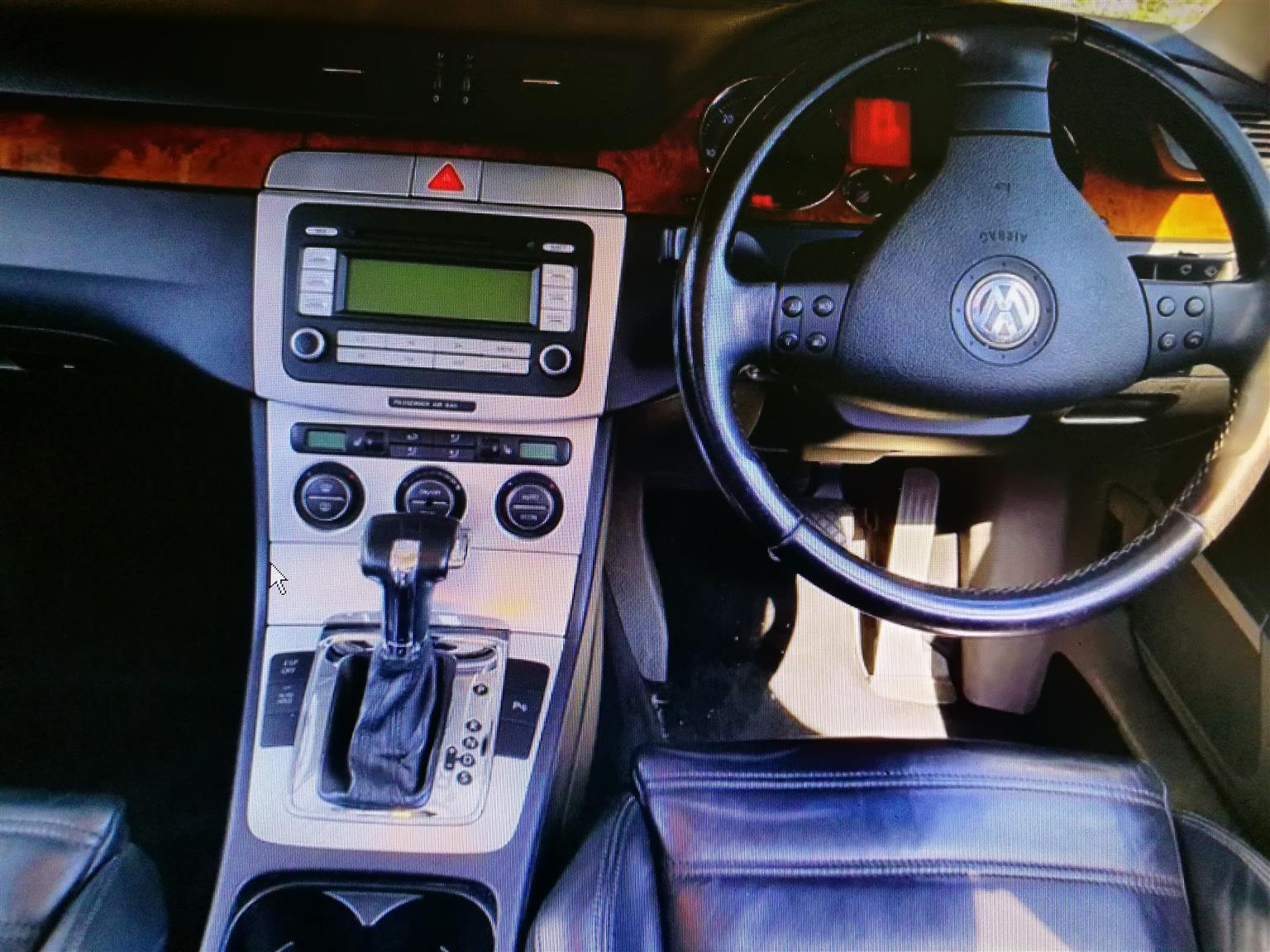 2008 VW Passat 2.0TDI Highline DSG