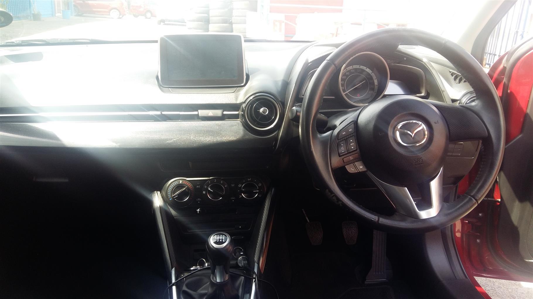 2017 Mazda 2 Mazda hatch 1.3 Active