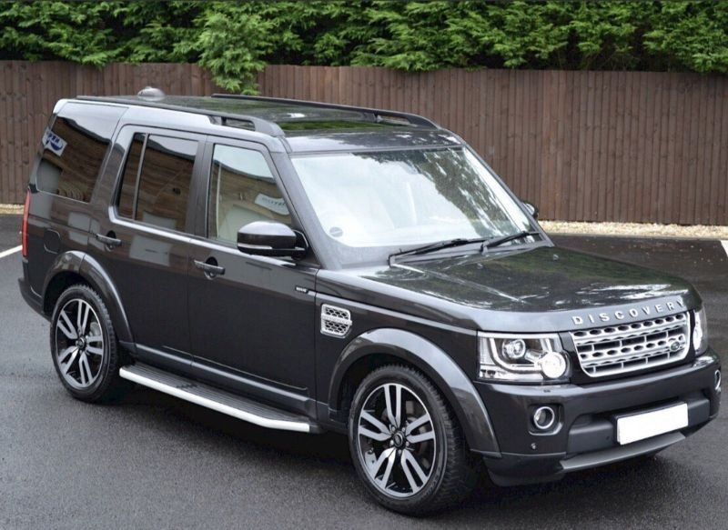 Land Rover Discovery 4 or 3 OEM Side steps