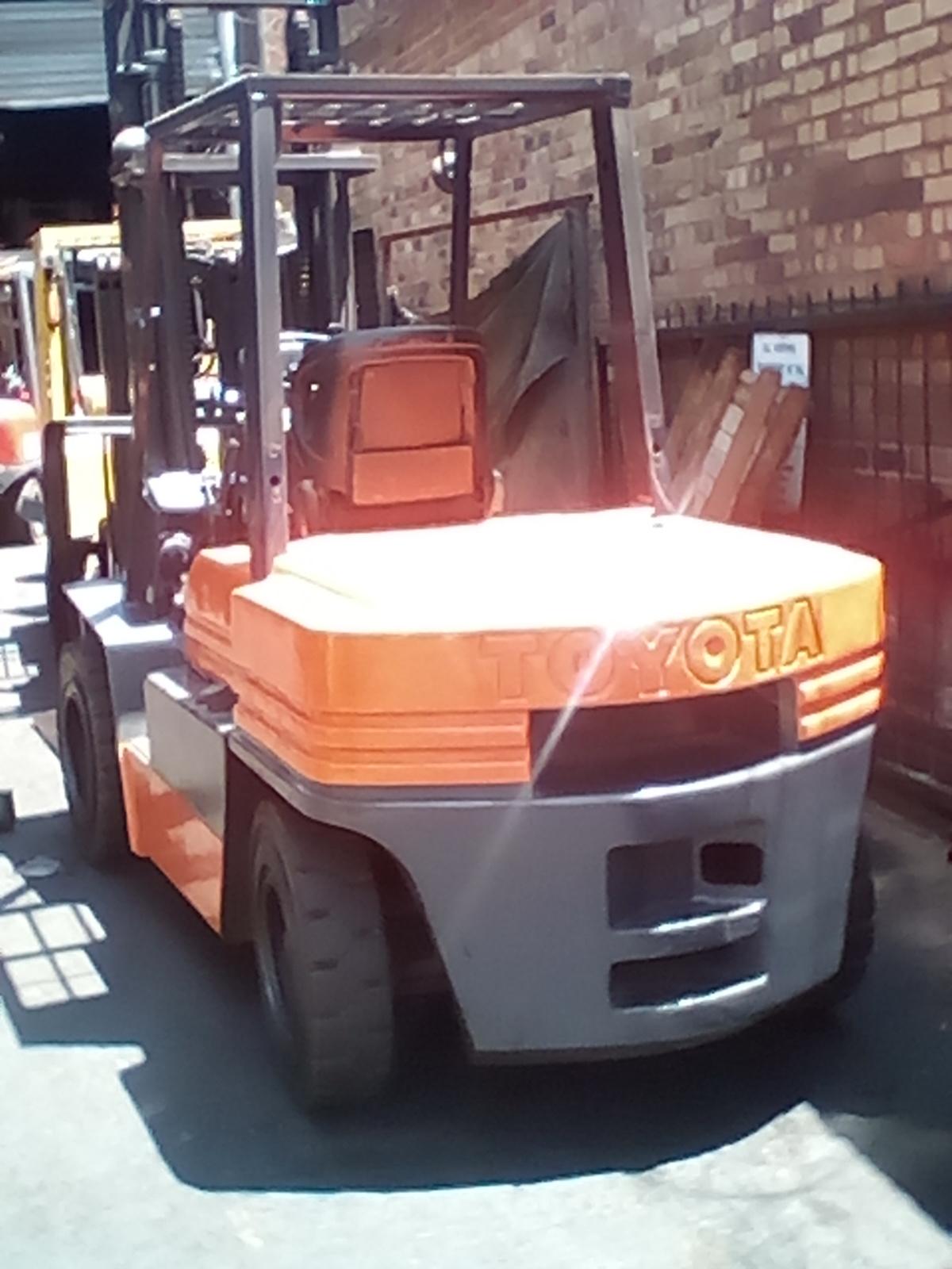 Forklifts for Rental/Hire