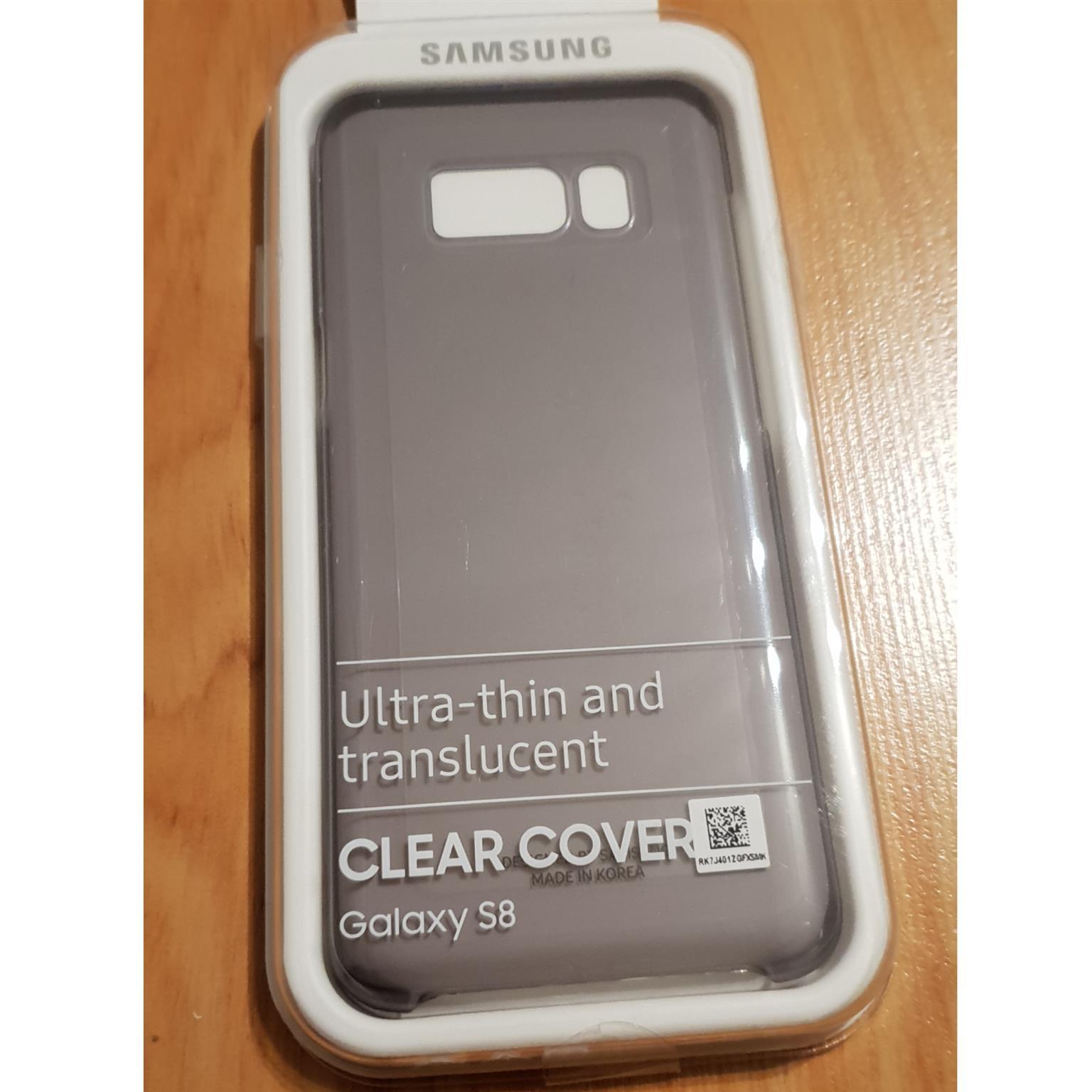 Original Samsung S8 Cover