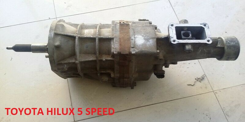 TOYOTA HILUX 5 SPEED FLR GEARBOX FOR SALE