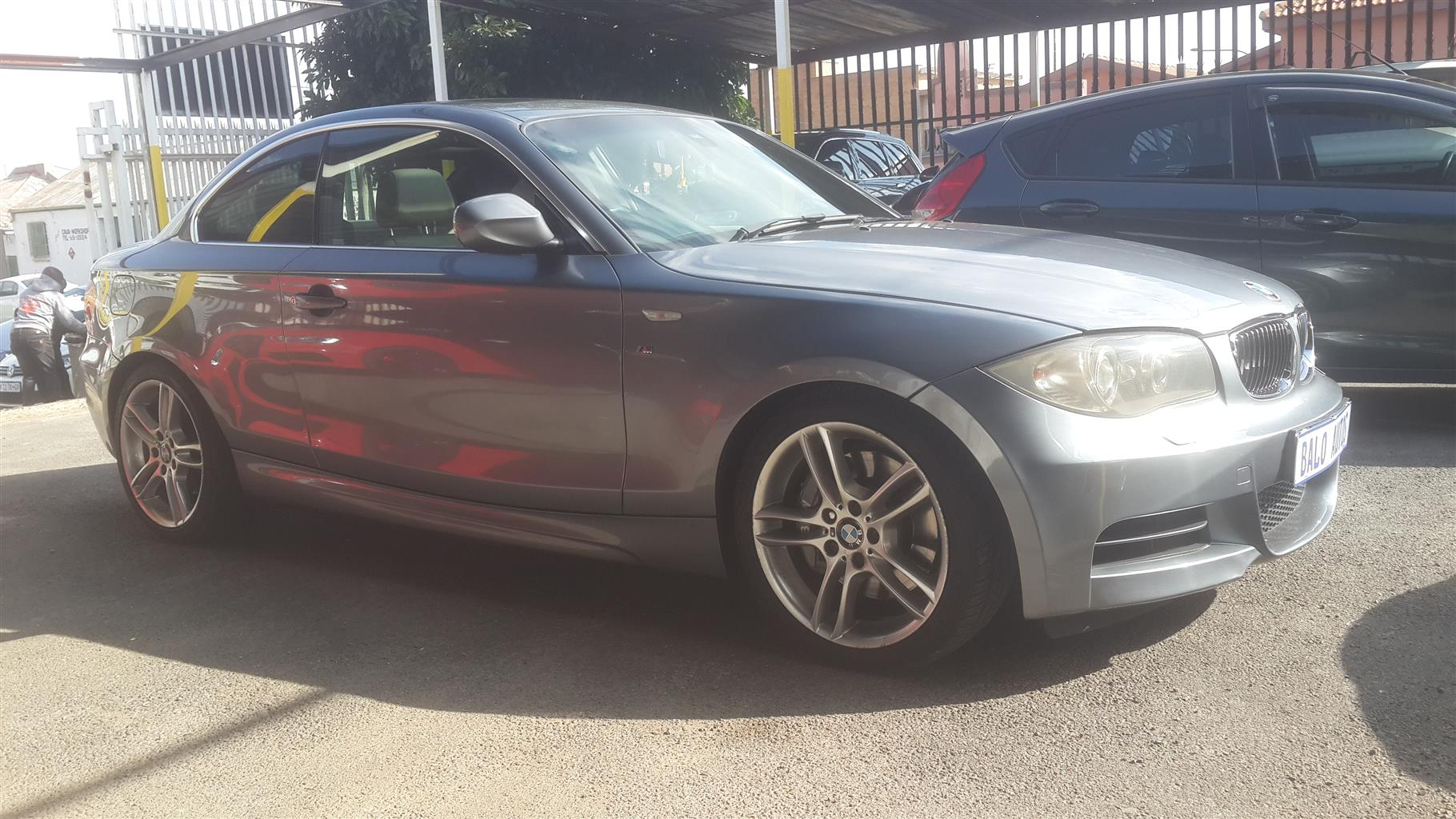 2010 BMW 1 Series 135i coupe auto | Junk Mail