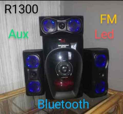 Bluetooth surround sound