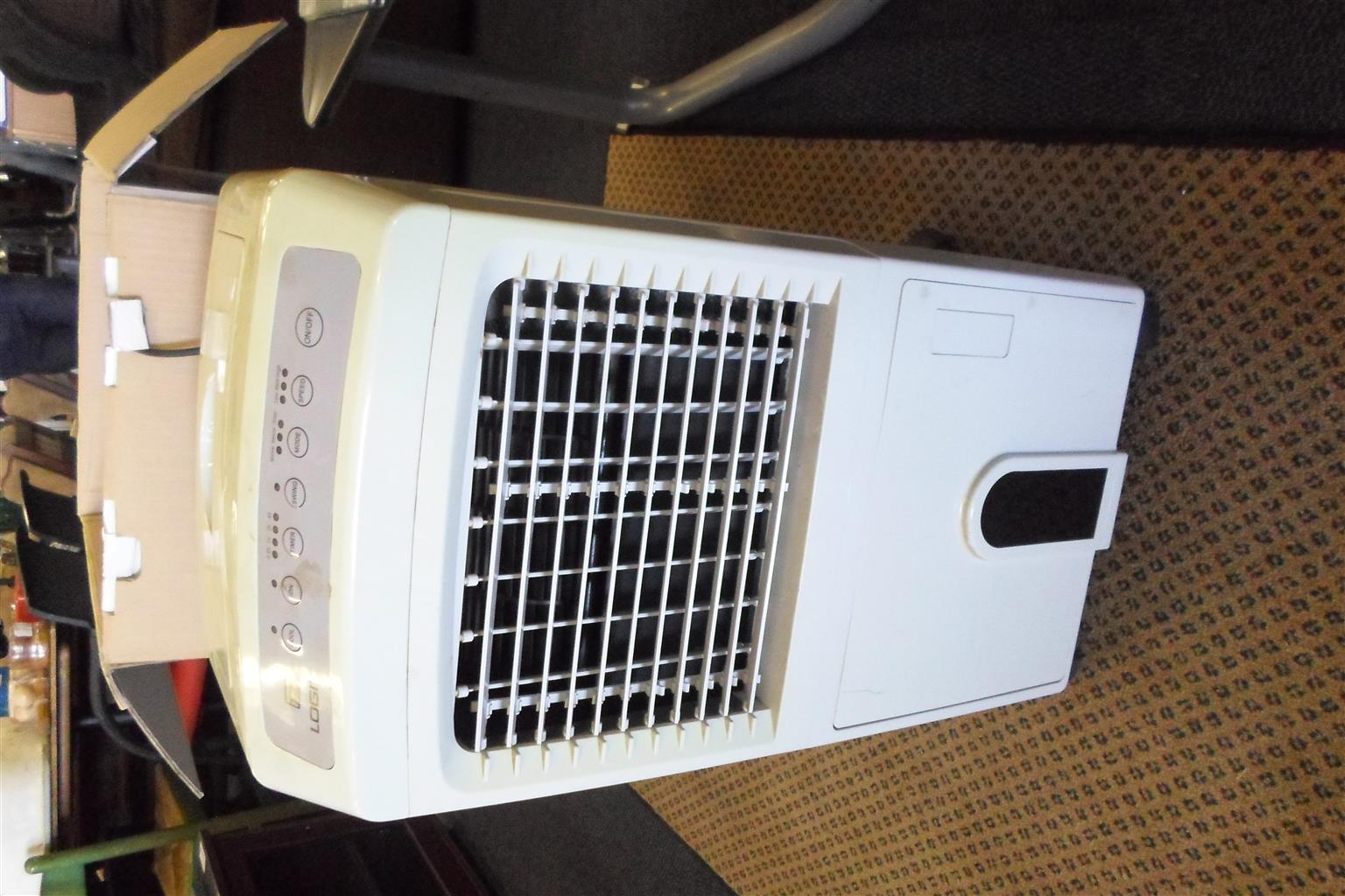 7.5L Logik Portable Evaporative Air Cooler